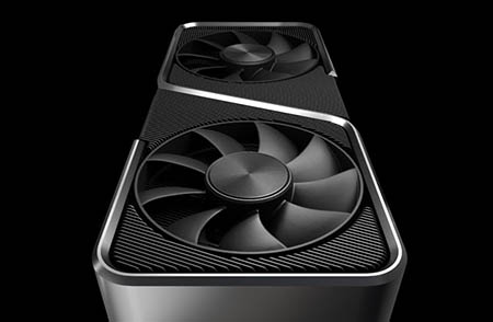 фото видеокарты Geforce RTX 3060Ti в интернет-магазине EDELWEISS