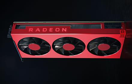 самая крутая radeon rx 6900xt в EDELWEISS