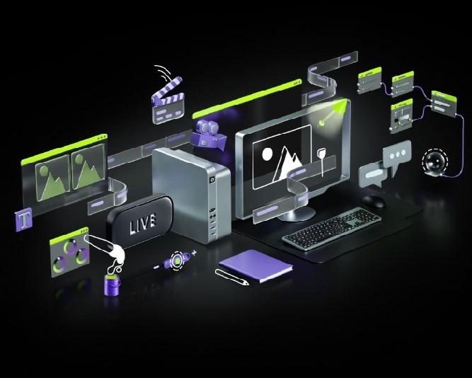 организация домашнего медиацентра на базе видеокарты GeForce RTX 3060 ti