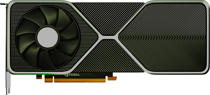 видеокарта GeForce RTX Founders Edition