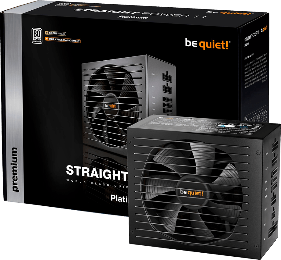 блок питания STRAIGHT POWER 11 750W в EDELWEISS