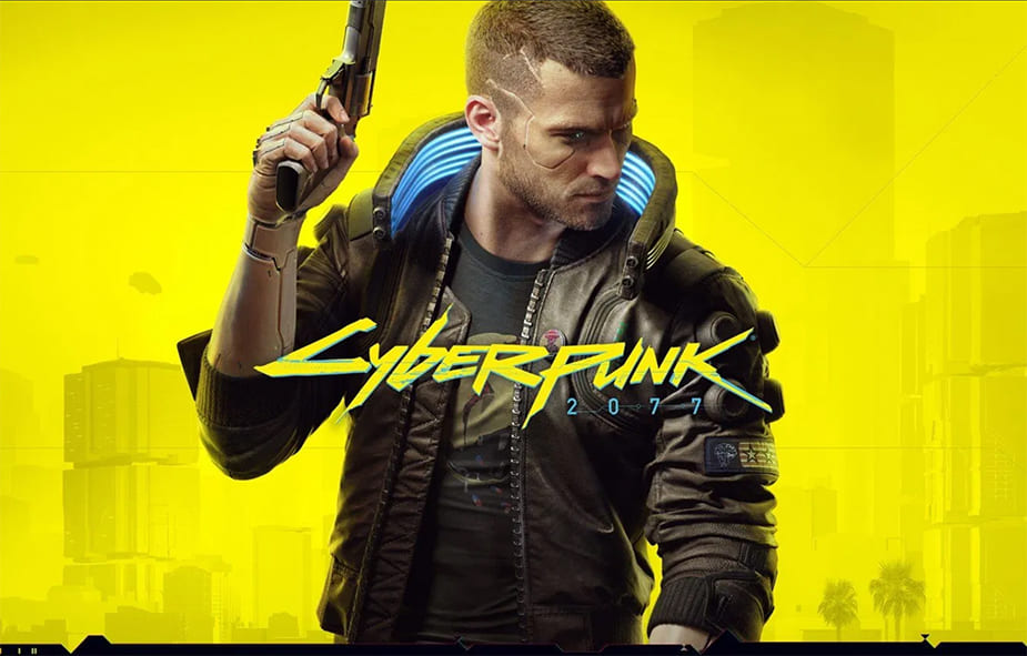 постер игры Cyberpunk 2077