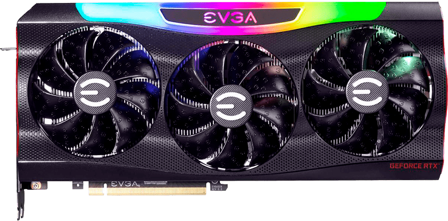 VGA GeForce RTX 3090 FTW3 Ultra Gaming в EDELWEISS