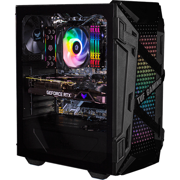 ASUS TUF Gaming GT301 Black