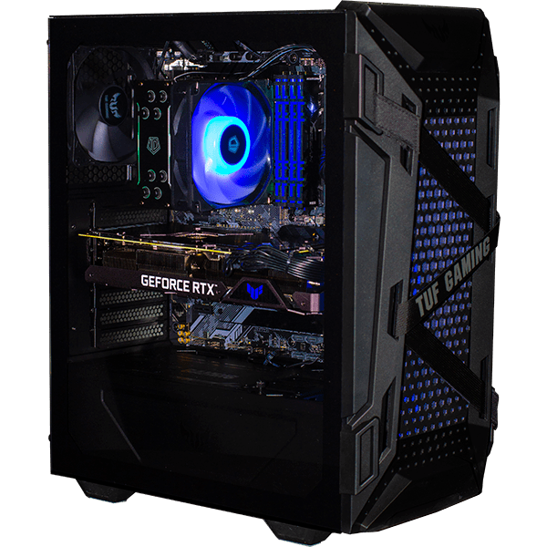ASUS TUF Gaming GT301 Black - фото 4