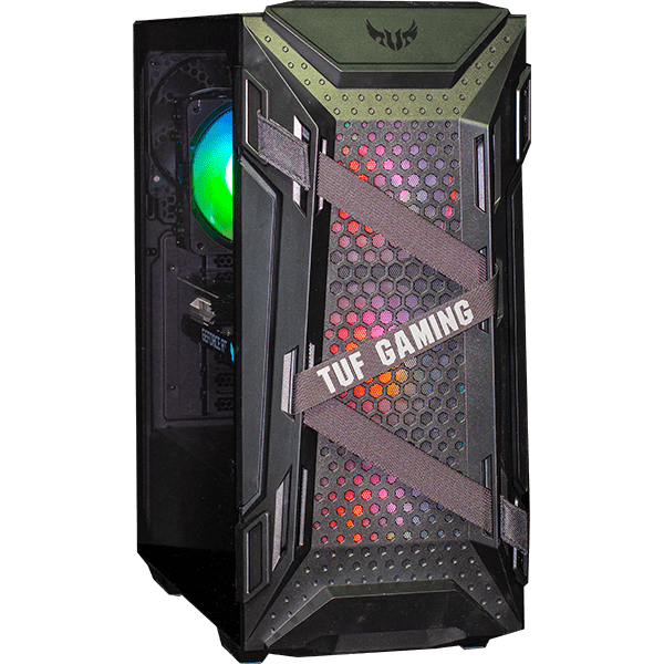 ASUS TUF Gaming GT301 Black - фото 6