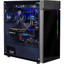 Gigabyte C200 GLASS Black