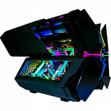 Deepcool Quadstellar Black